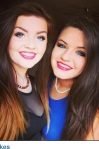 Olivia McVeigh and Shelly McVeigh