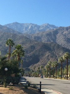 Extra Mile - Palm Springs style!