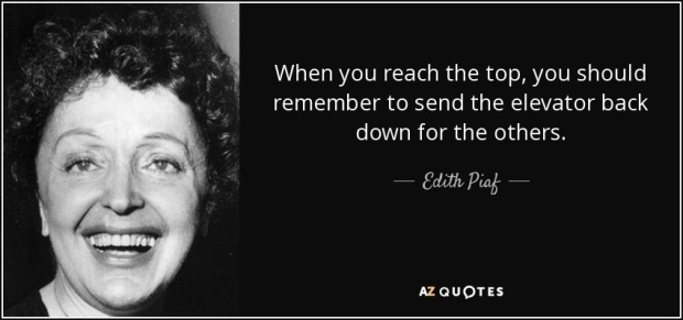 Edith Piaf quote
